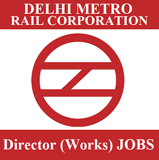 Delhi Metro Rail Corporation, DMRC, Delhi, Metro Rail, Director, Graduation, Delhi, freejobalert, Sarkari Naukri, Latest Jobs, dmrc logo