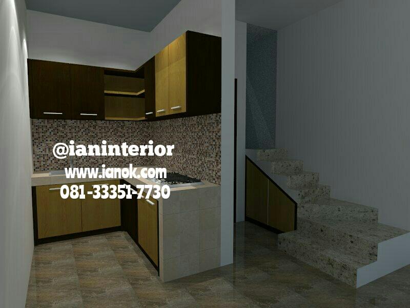 Jasa pembuatan kitchen set sidoarjo for Kitchen set surabaya