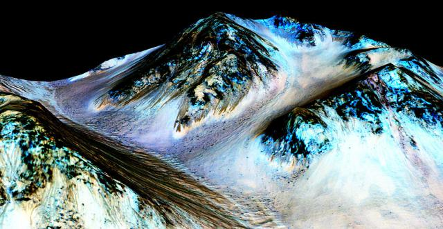 City Found On Mars! Another Cover Up By NASA or Conspiracy Theory?