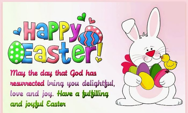 Happy Easter Day Wishes Messages For Family Members