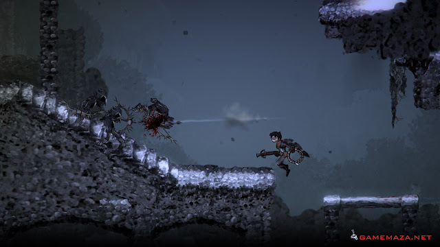 Salt and Sanctuary Gameplay Screenshot 1