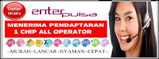 Agen Pulsa Murah di Tangerang ENTER PULSA