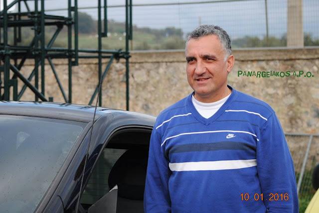 Έφυγε από τη ζωή ο Ηλίας Βάσσος παλαίμαχος ποδοσφαιριστής του Παναργειακού