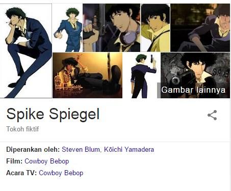 Spike Spiegel - Cowboy Bebop