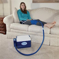 Polar Active Ice Cold Therapy System with 9 Quart Cooler