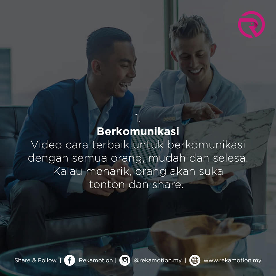 Kepentingan Guna Video Dalam Online Marketing