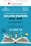 CLASS 12 ACCOUNTANCY:- CBSE CHAPTER VISE AND TOPIC VISE SOLVED PAPERS