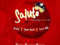 Wizkid x Simon Kassa x Ceeza Milli - Salute | Download