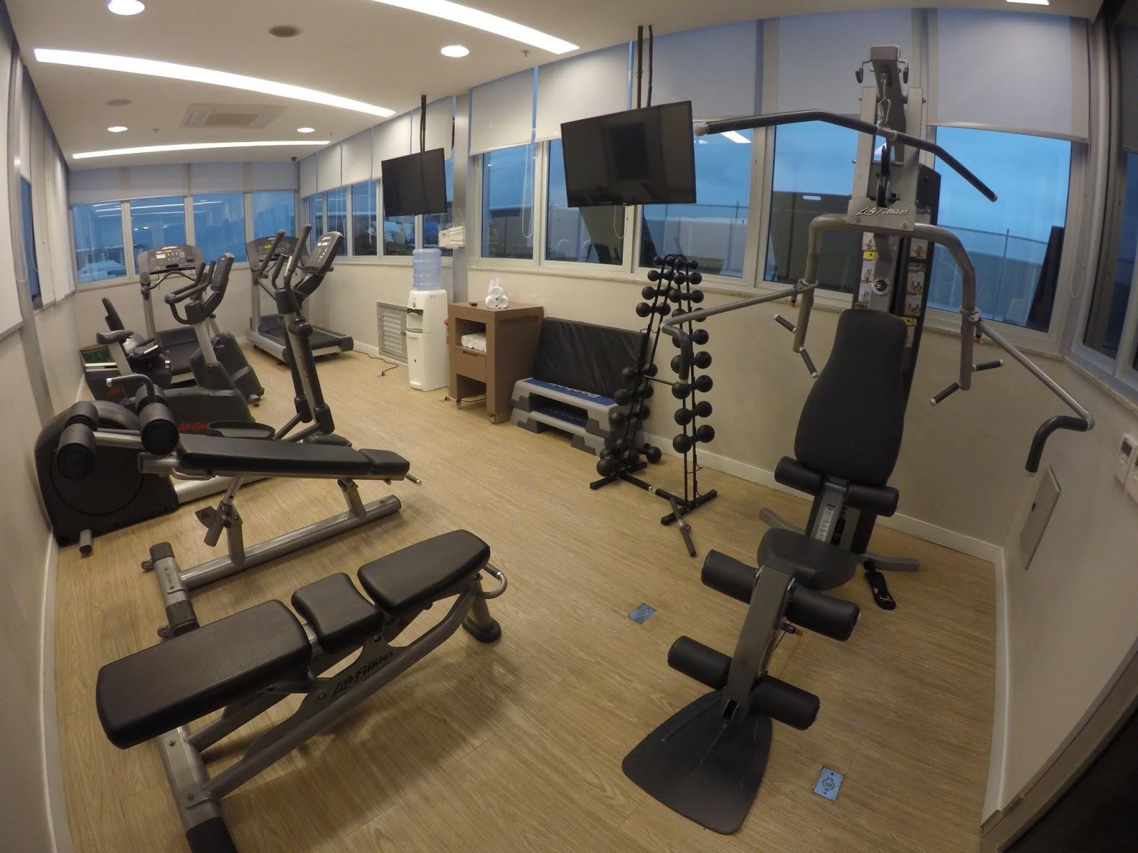 Blog Apaixonados por Viagens: Melhores Hotéis RJ: Novotel Rio de  #2571A6 1600x1200 Balanca Banheiro Melhor