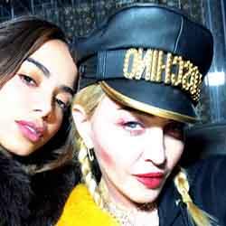 Faz Gostoso – Madonna, Anitta