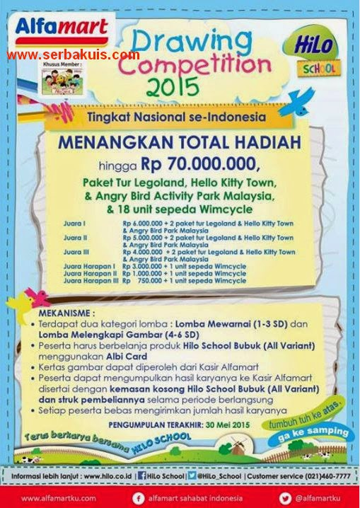 Drawing Competition 2015