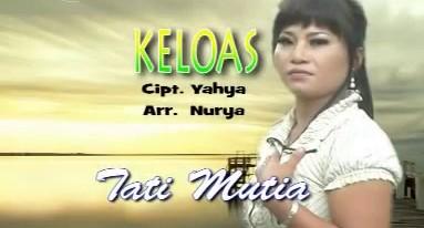 Kunci Gitar Dan Lirik Lagu Tati Mutia - Keloas