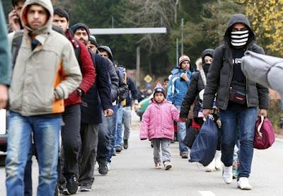 menekültválság, Tasnád, migráció, szír menekültek, Románia, Partium,