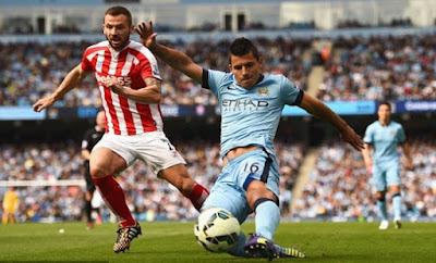 Prediksi M City vs Stoke City