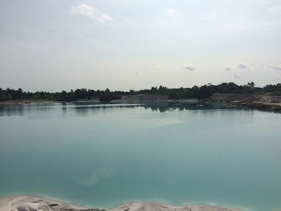 Danau Kaolin - Belitung