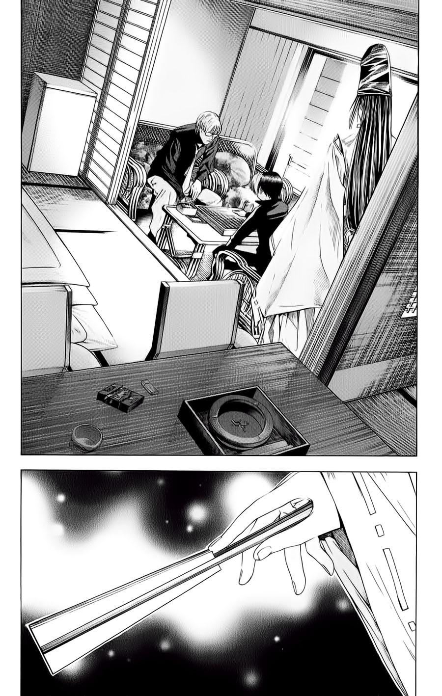 Hikaru No Go hikaru no go chap 124 trang 11