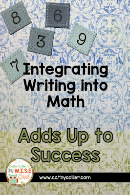 Integrating writing into math helps early learners make great connections. Here are 5 ideas for making sure your students are writing math.