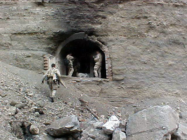 8 US Soldiers Disappear Removing 5000 Year Old Flying Machine From Afghan Cave