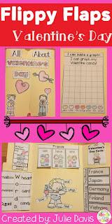 Valentine Lap Book