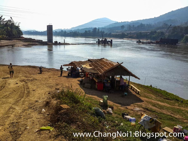 Traveling in Laos & Thailand