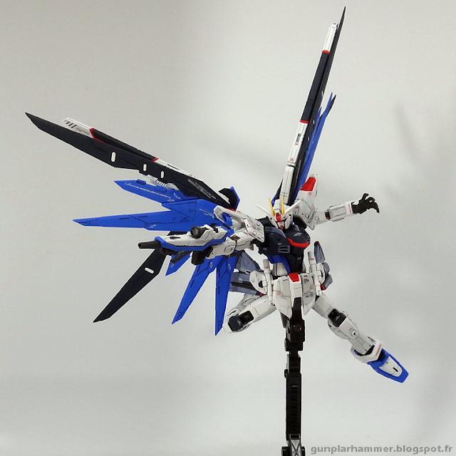 RG Real Grade Freedom Gundam  1/144
