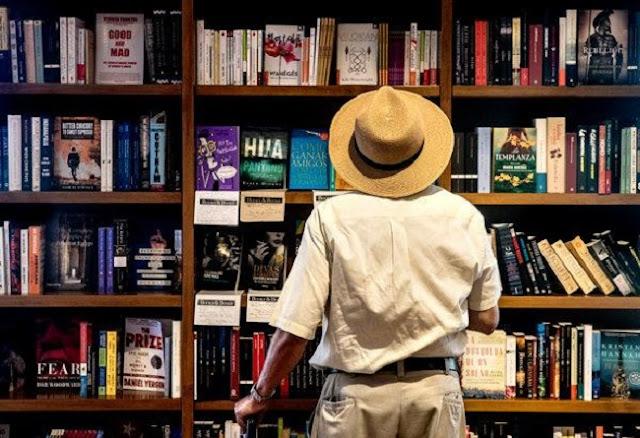 Livros na Books e Books em Miami