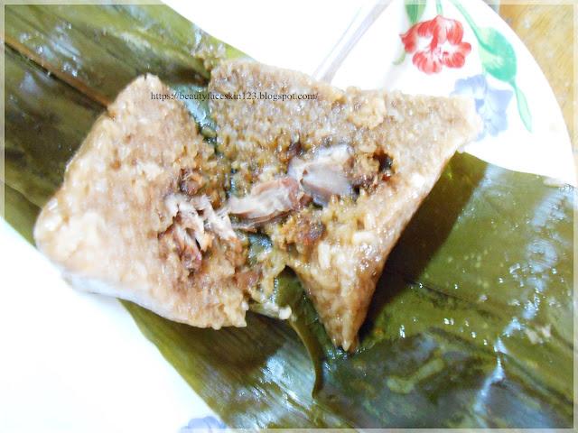 Dumpling Bar Bee Nyonya Kuih Glutton Square Teluk Intan