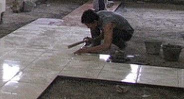 Perilaku Tukang Bangunan