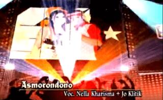 Lirik Lagu Asmorondono - Nella Kharisma