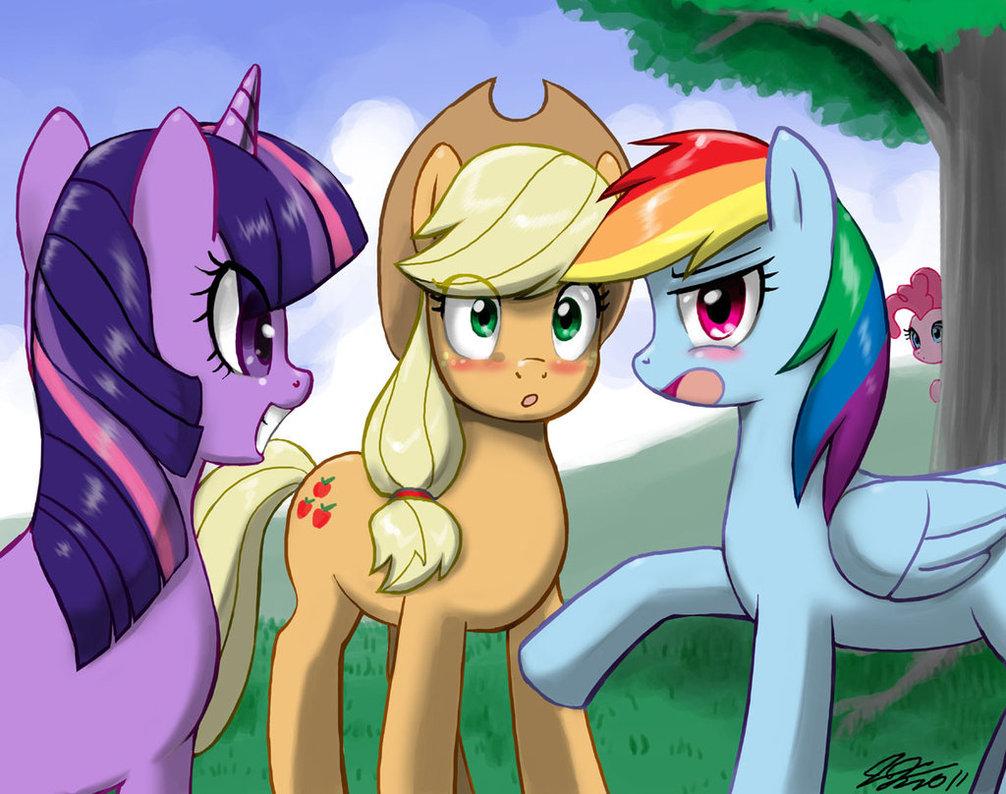Equestria Daily - MLP Stuff!: 05/28/11  Applejack