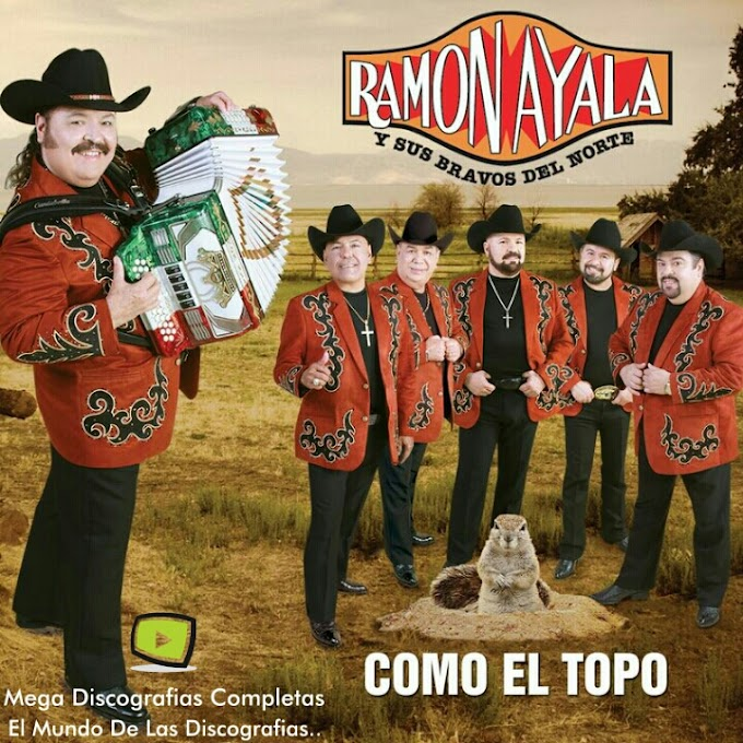 Descargar Discografia: Ramon Ayala