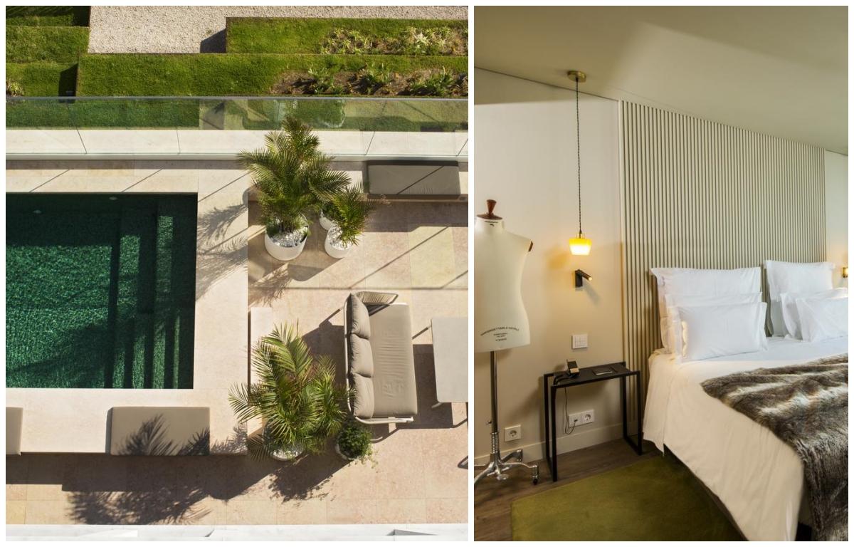 Memmo Príncipe Real - Design Hotels Lisboa Dicas de hotéis: Onde se hospedar em Lisboa por bairros