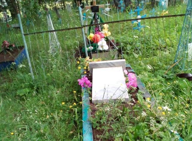 В селе Инзер Белорецкого района Полиция нашла вандалов, которые разгромили кладбище