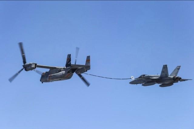 Bell-Boeing V-22 Osprey  (aeronave militar polivalente, catalogada como convertiplano USA) )  - Página 2 Efffwefwf
