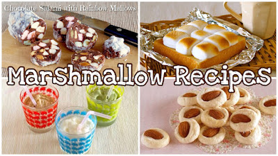 SURPRISING Marshmallow Recipes
