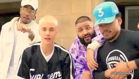 Lirik No Brainer DJ Khaled dan Justin Bieber