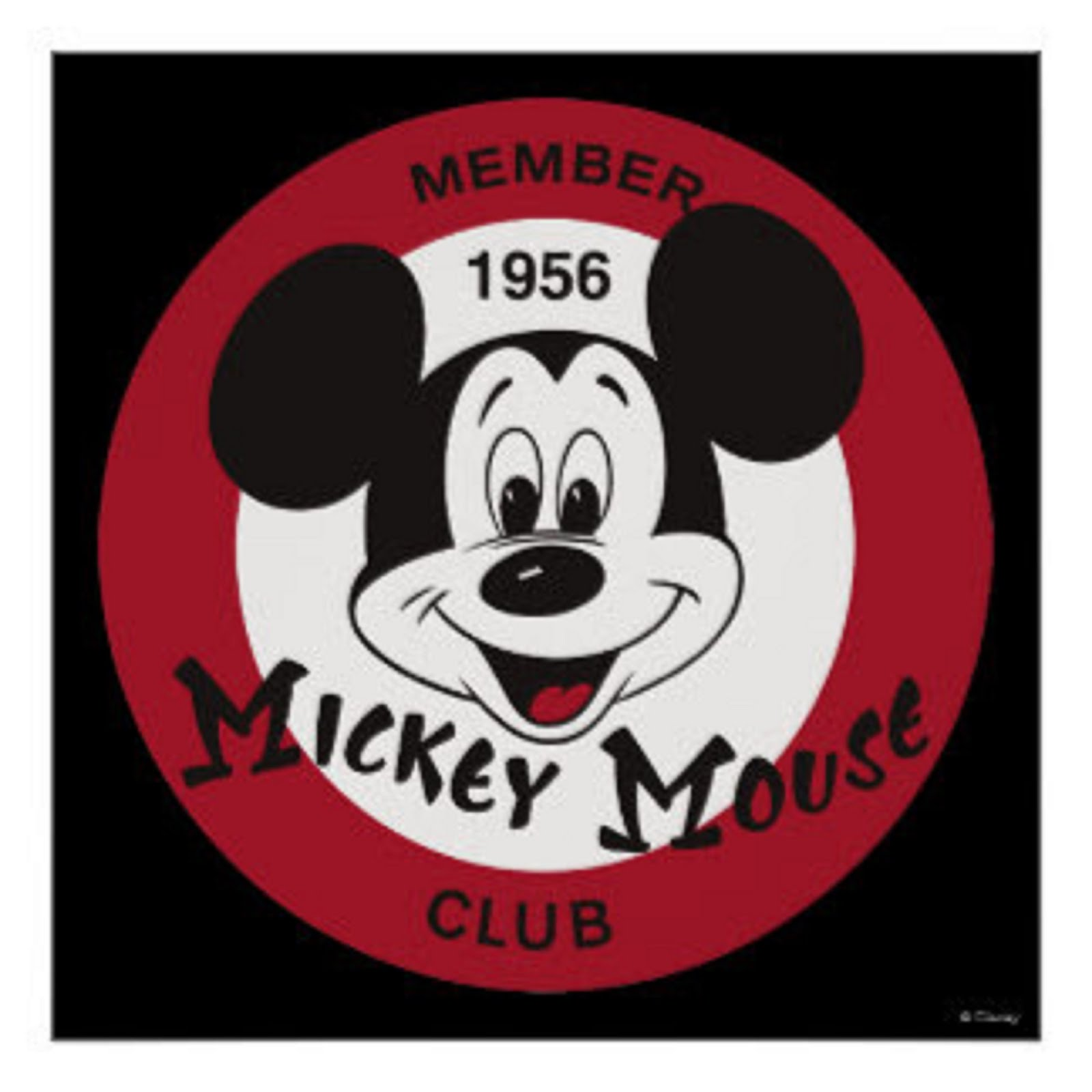 MICKEY MOUSE CLUB -1956