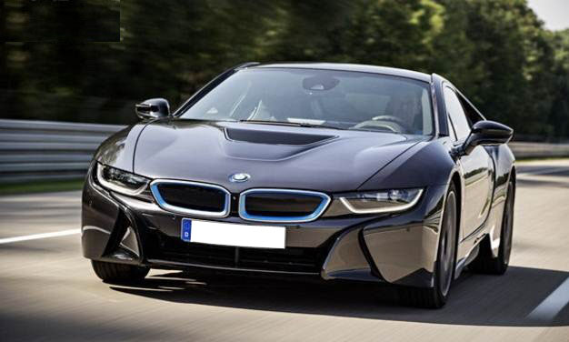Bmw I8 Hybrid Sports Car May Go All Electric