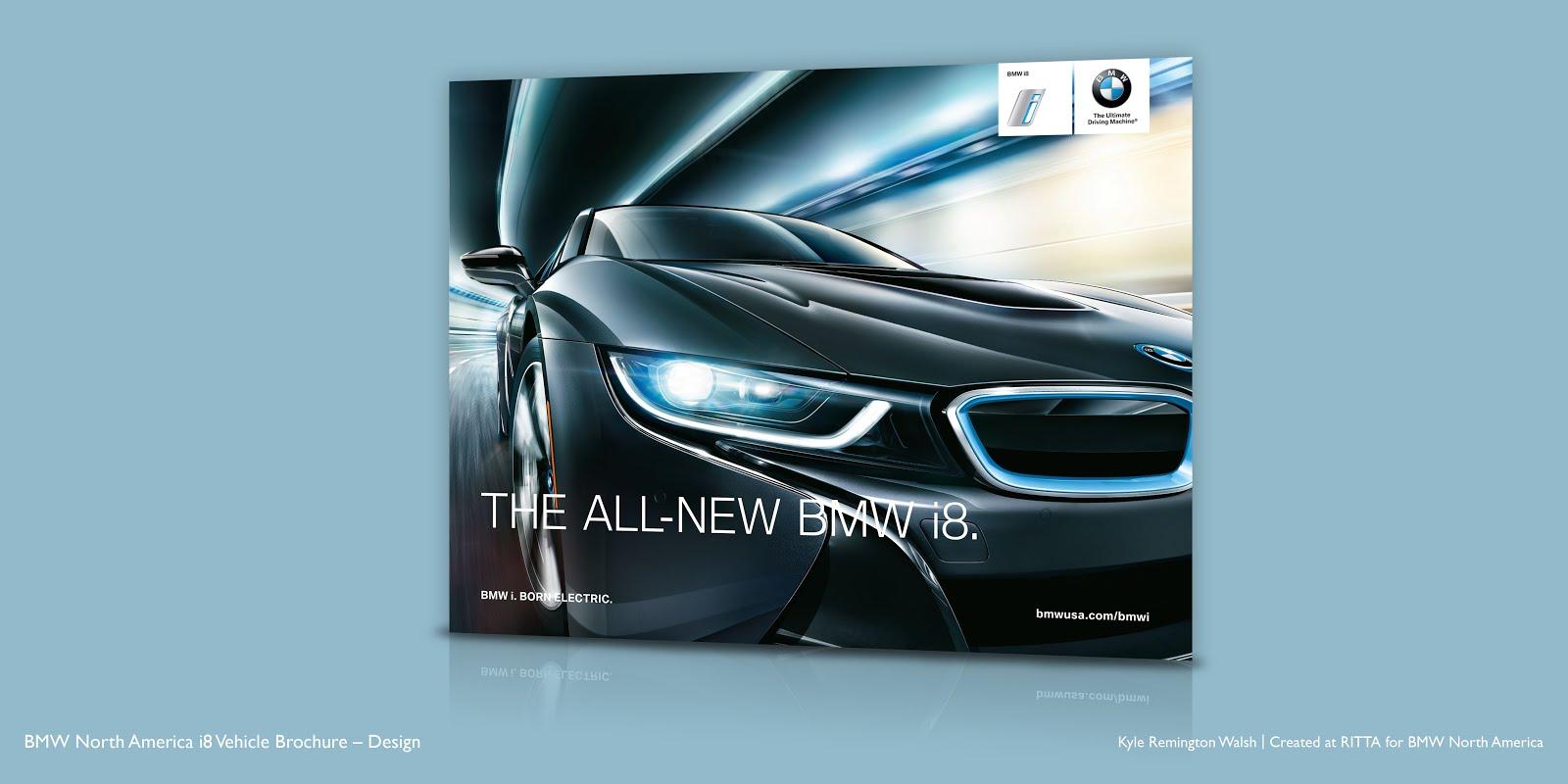 kyle walsh portfolio: BMW North America