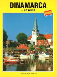 "Livro ""Dinamarca - un reino"""