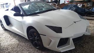 Ada Yang Minat Lamborghini Aventador?, Harganya Setara Dengan Kijang Innova