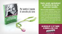 Logo ''Verso la scelta vegetariana'' in edicola con il Corriere della Sera