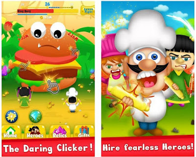 Bakery Go Chef Heroes Apk Mod Android