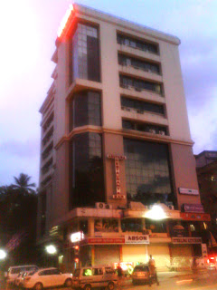 Hotel Abhiman Residency Near Bunts Hostel Circle Mangaluru