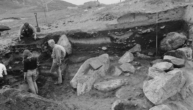 "First Stone Age farmers in Norway ""gave up"" after short period of time"