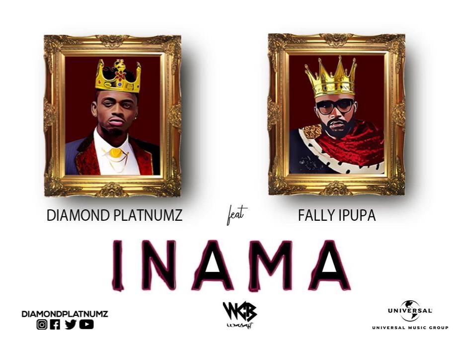 AUDIO | Diamond Platnumz Ft. Fally Ipupa – Inama | Download