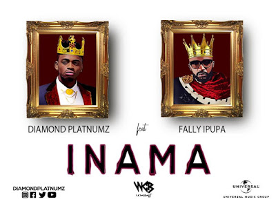 Download Mp3 AUDIO Diamond Platnumz Ft Fally Ipupa - Inama
