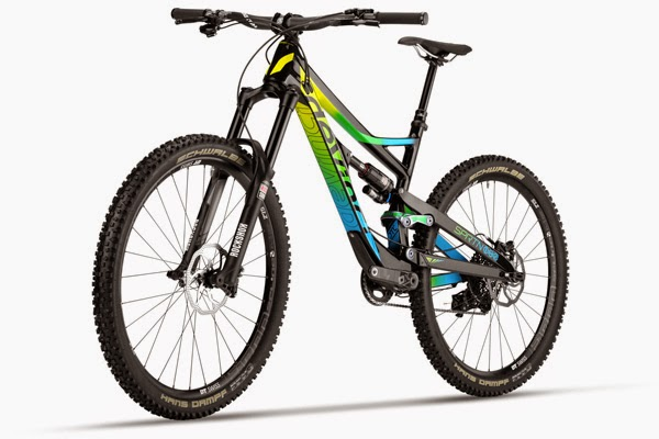 2015 Devinci Spartan Preview Carbon SX