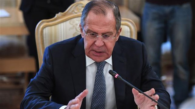 Iran nuclear deal vital for strategic stability: Russian Foreign Minister Sergei Lavrov