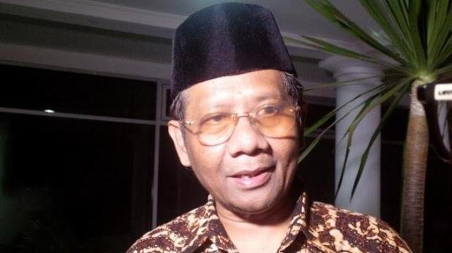 Reaksi Mahfud MD saat Dibilang Pasti Mudiknya Lewat Bandara dan Tol yang Dibangun Jokowi